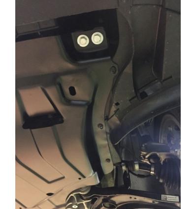 Защита картера и КПП Volkswagen Passat 26.2680 V1