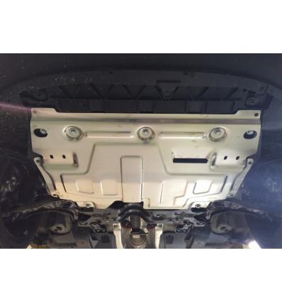 Защита картера и КПП Volkswagen Polo 26.2419 V1