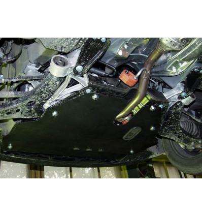 Защита картера и КПП Volkswagen Polo 26.0518
