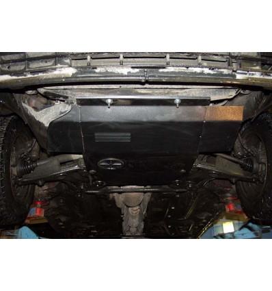 Защита картера и КПП Volkswagen Jetta 26.0022