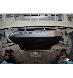 Защита картера и КПП Seat Toledo 26.0021
