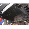 Защита картера и КПП Daewoo Gentra 2461 V2