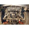 Защита картера и рулевых тяг Toyota Land Cruiser 90 24.0867