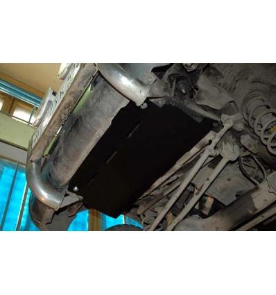 Защита рулевых тяг Toyota Land Cruiser 80 24.0604