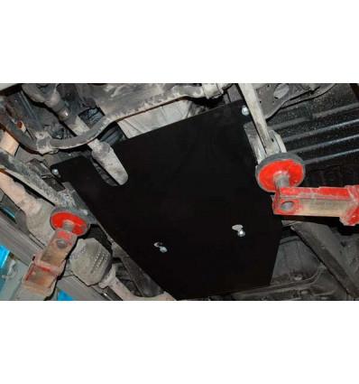 Защита КПП и РК Toyota Land Cruiser 80 24.0603