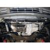 Защита картера и КПП Opel Vivaro 16.0687