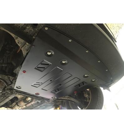 Защита картера и КПП Nissan Qashqai 15.3097