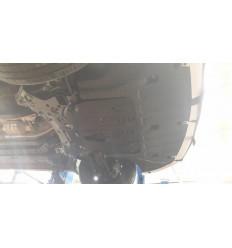 Защита картера и КПП Hyundai Solaris 10.3322