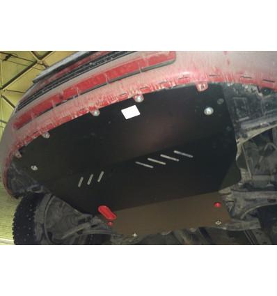 Защита картера и КПП Mitsubishi Colt 14.0652