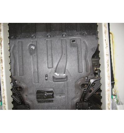 Защита картера и КПП Infiniti QX50 15.3928