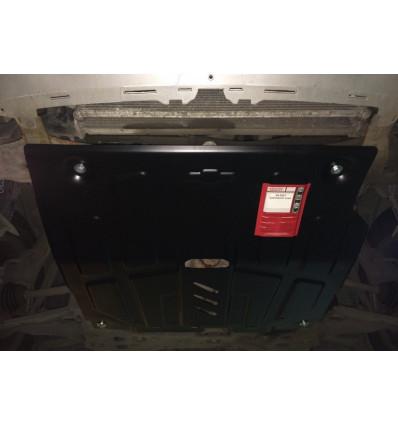 Защита картера и КПП Chevrolet Aveo 04.2221