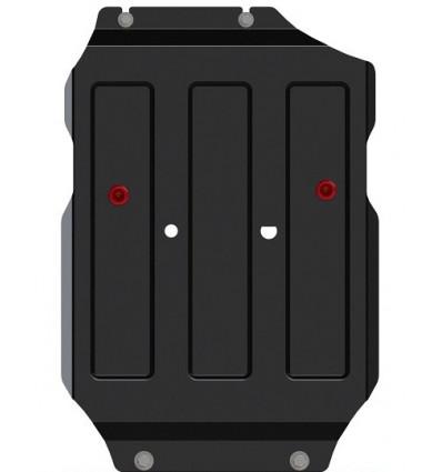 Защита КПП Nissan Navara 15.3165