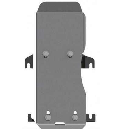 Защита редуктора Nissan X-Trail 15.2831 V2