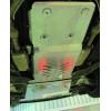 Защита КПП Infiniti Q50 15.2785