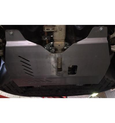 Защита картера и КПП Nissan Pathfinder 15.2625 V1