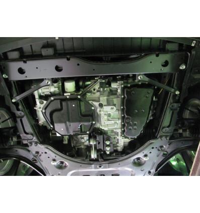 Защита картера и КПП Nissan Qashqai 15.2623