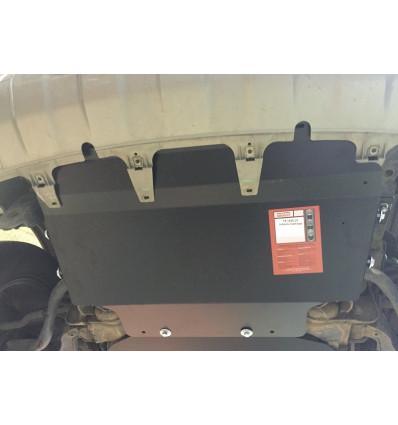 Защита радиатора Nissan Pathfinder 15.1936 V1
