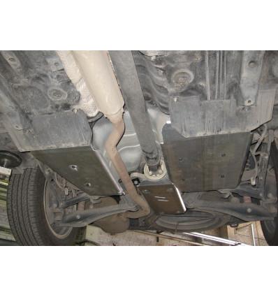 Защита топливного бака Mitsubishi Outlander 14.3777