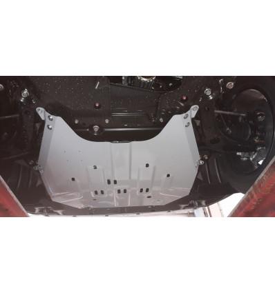 Защита картера и КПП Mitsubishi Eclipse Cross 14.3575