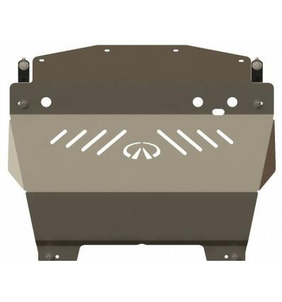 Защита картера Infiniti M35x 15.0919