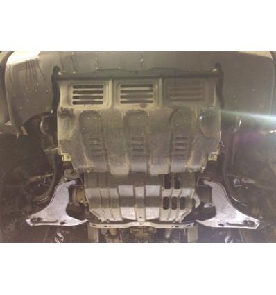 Защита радиатора Mitsubishi L200 14.2841