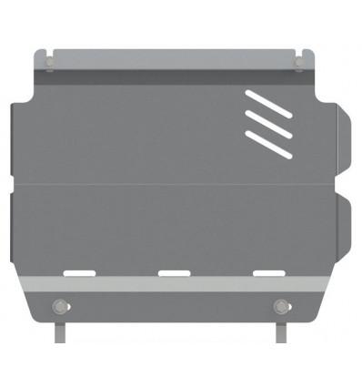 Защита картера Mitsubishi L200 14.2807