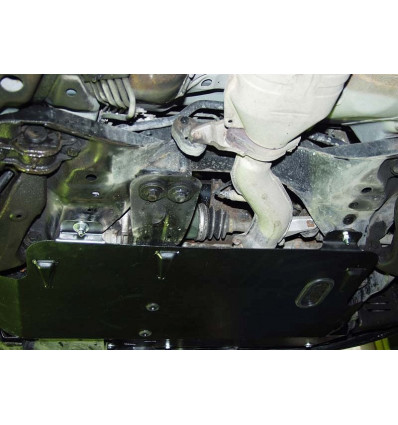 Защита картера и КПП Mitsubishi Carisma 14.0487