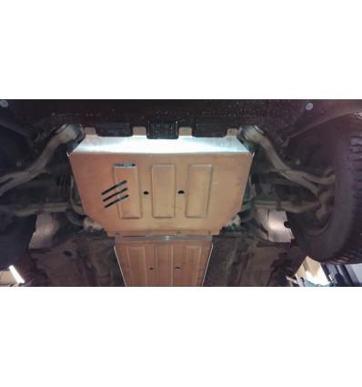 Защита картера Mercedes GLC 13.3245