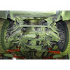 Защита картера и КПП Nissan Terrano 15.0201