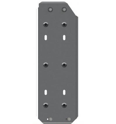 Защита топливного бака Mitsubishi L200 14.3032