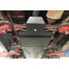 Защита КПП и РК Mitsubishi Pajero 14.0929