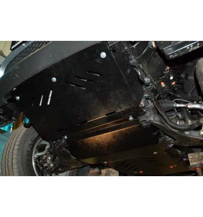 Защита картера и радиатора Mitsubishi Pajero Sport 14.1143 V2