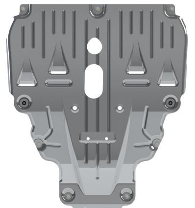 Защита картера и КПП Mercedes GLA 13.3689
