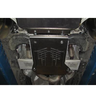 Защита КПП Mercedes GLE 13.3077