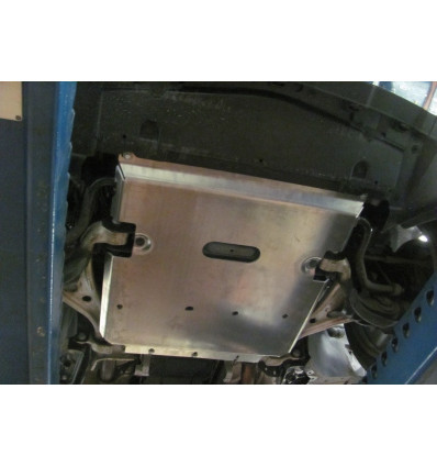 Защита картера Mercedes GLE 13.3074