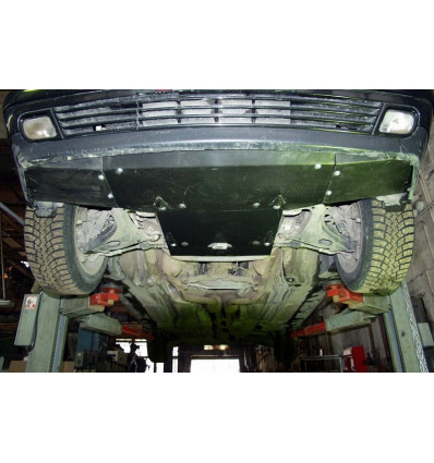 Защита картера Mercedes E 13.1169