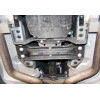 Защита КПП Mercedes E 13.0795