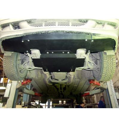 Защита КПП Mercedes E 13.0396