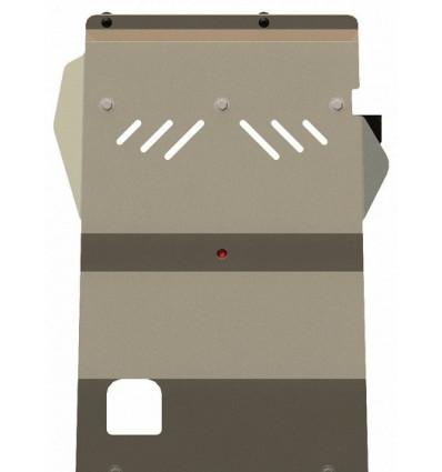 Защита картера Mazda BT-50 12.1166