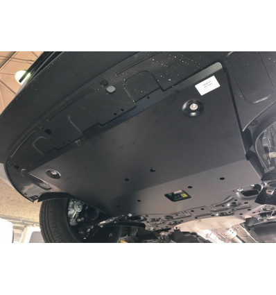 Защита картера и КПП Kia Ceed 11.3925 V1