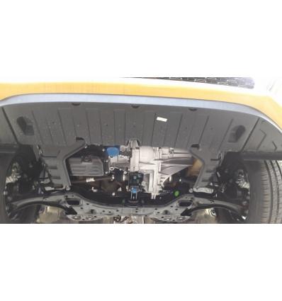 Защита картера Kia Picanto 11.3412 V1