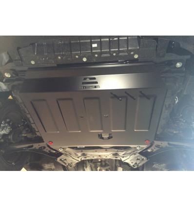 Защита картера и КПП Hyundai Solaris 11.1911 V1