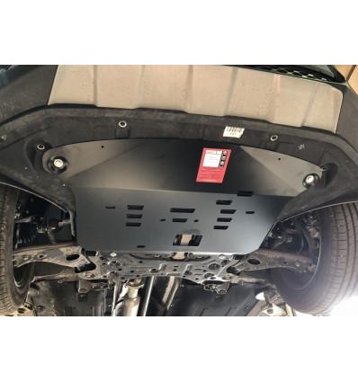 Защита картера и КПП Hyundai Santa Fe 10.3929 V1