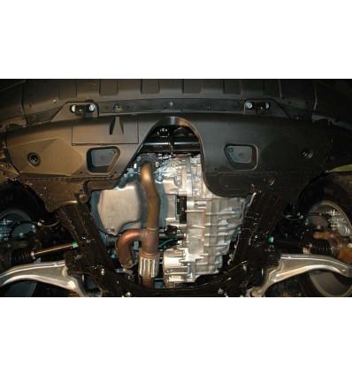 Защита картера Honda Pilot 09.1506