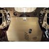 Защита картера и КПП Honda Civic 09.0970