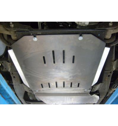 Защита КПП и РК Chevrolet Tahoe 04.2836 V3