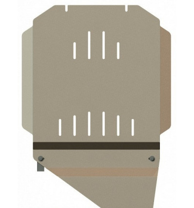 Защита КПП и РК Cadillac Escalade 04.1064
