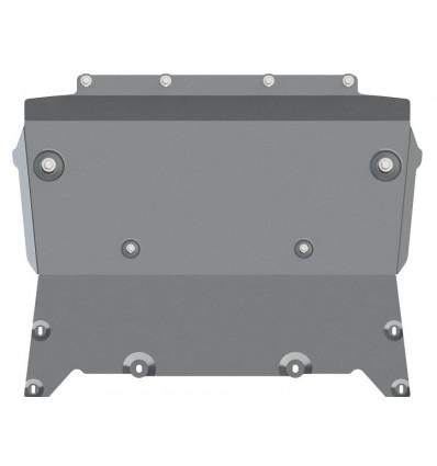 Защита рулевой рейки и радиатора BMW 5 03.3432