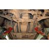 Защита КПП Hummer H3 04.1469