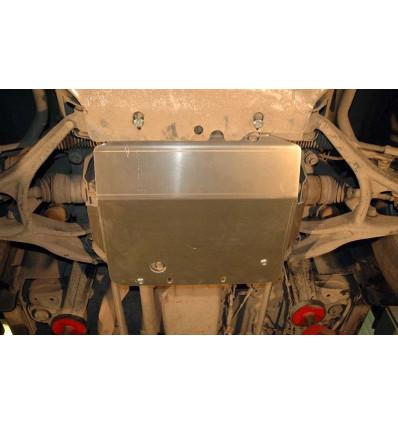 Защита картера Hummer H3 04.1468